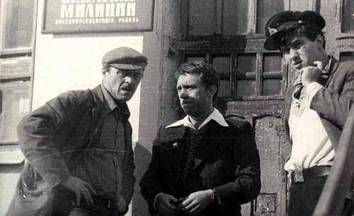 В Одессе начались съёмки фильма «Место встречи изменить нельзя»